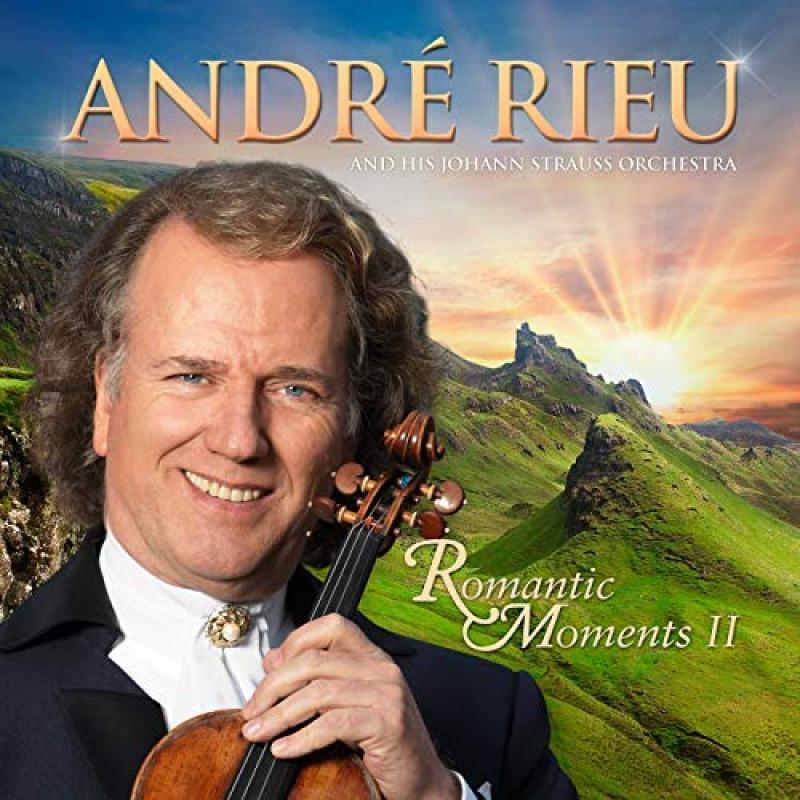 CD RIEU ANDRE - ROMANTIC MOMENTS II