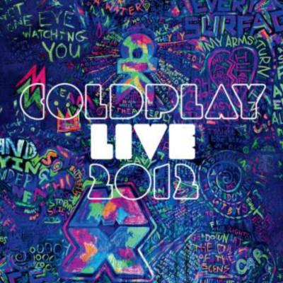 Coldplay - CD LIVE 2012 (CD+DVD)