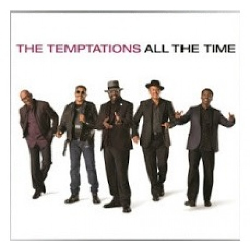 CD TEMPTATIONS - ALL THE TIME