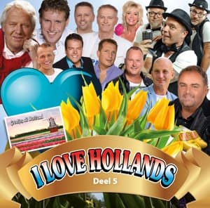 CD V/A - I LOVE HOLLANDS 5