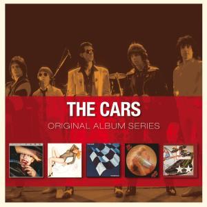 CD CARS - ORIGINAL ALBUM SERIES