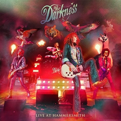 CD DARKNESS - LIVE AT HAMMERSMITH
