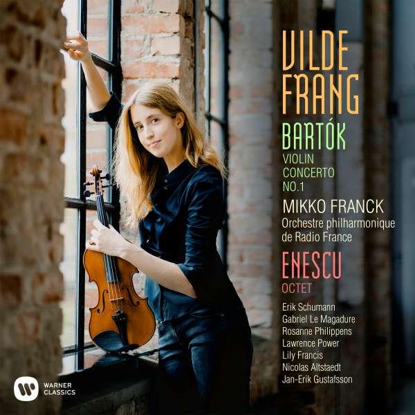 CD FRANG/FRANCK/ORCHESTRE DE RADIO FRANCE/VARIOUS - BARTOK VIOLIN CONCERTO NO.1 & ENESCU OCTET