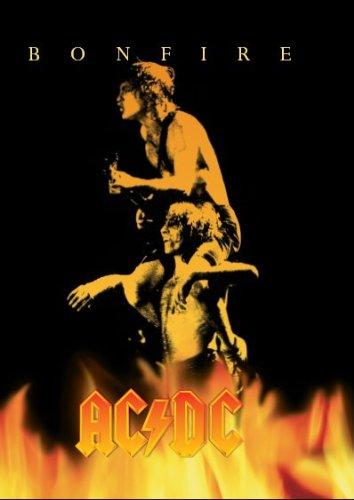 AC/DC - CD Bonfire Box