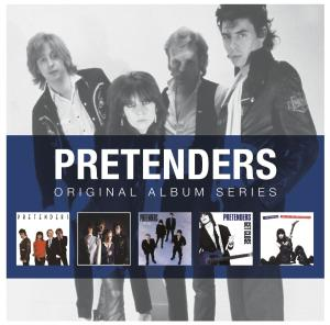 CD PRETENDERS, THE - ORIGINAL ALBUM SERIES