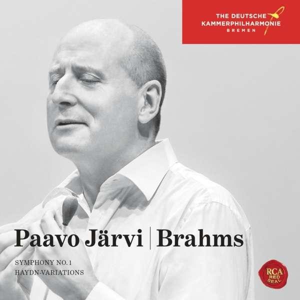 CD JARVI, PAAVO - Brahms: Symphony No. 1 & Haydn