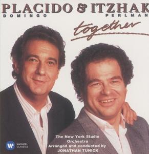 CD PERLMAN, ITZHAK/PLACIDO DOMINGO - TOGETHER