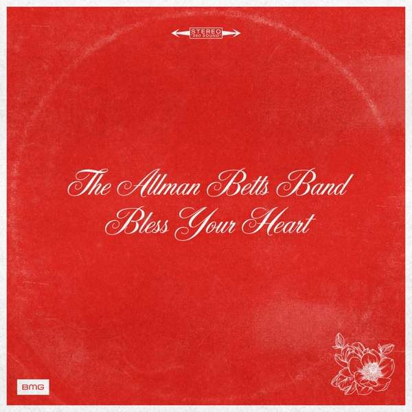 CD ALLMAN BETTS BAND, THE - BLESS YOUR HEART