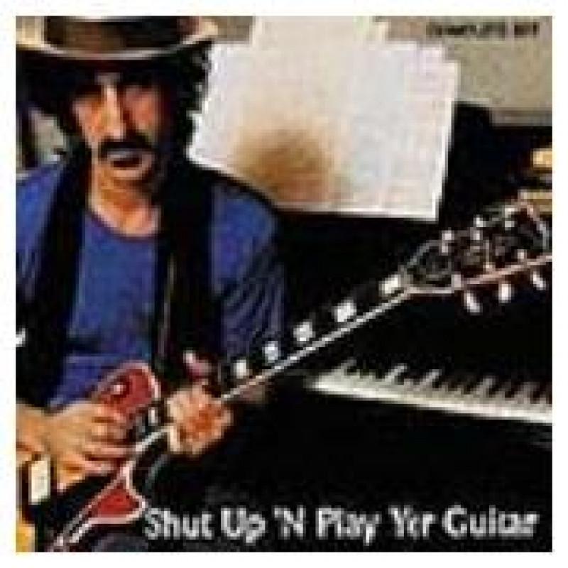 Frank Zappa - CD SHUT UP 'N PLAY YER GUITAR / SHUT UP 'N PLAY YER GUITAR SOME MORE / RETURN OF THE SON OF SHUT UP 'N PLAY YER GUITAR