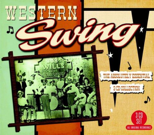 CD V/A - WESTERN SWING