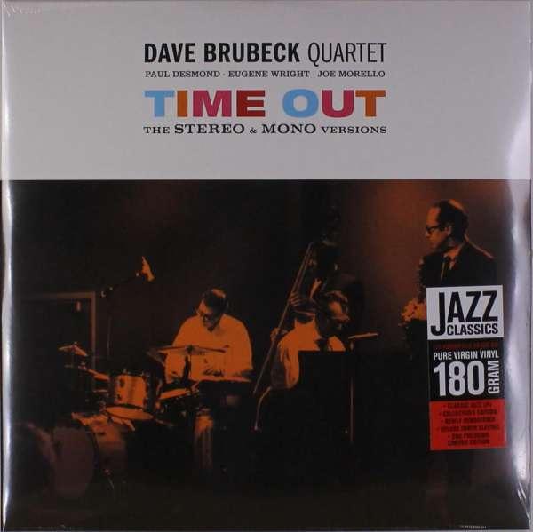 Vinyl BRUBECK, DAVE -QUARTET- - TIME OUT