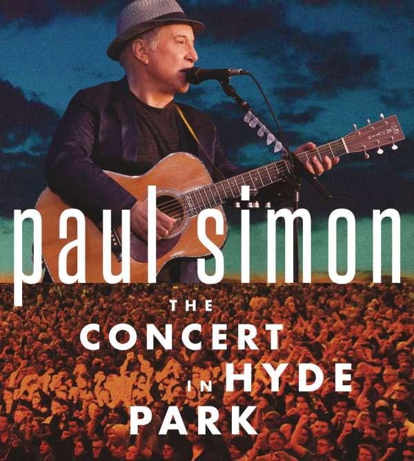 CD SIMON, PAUL - The Concert in Hyde Park (CD/D