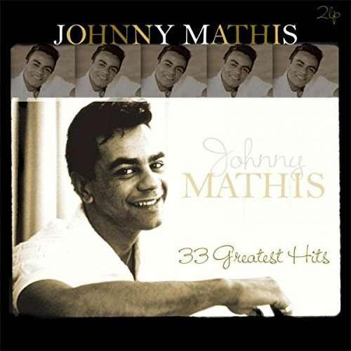 Vinyl MATHIS, JOHNNY - 33 GREATEST HITS