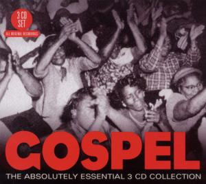 CD V/A - ABSOLUTELY ESSENTIAL GOSPEL