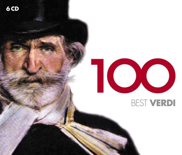 CD VARIOUS ARTISTS - 100 BEST VERDI