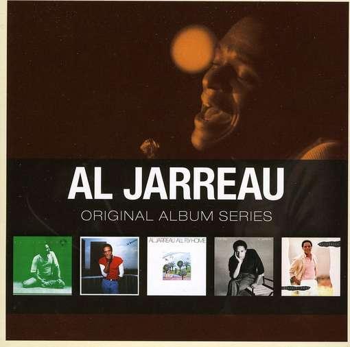 CD JARREAU, AL - ORIGINAL ALBUM SERIES