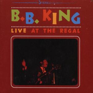 CD KING B.B - LIVE AT THE REGAL