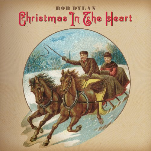 Bob Dylan - CD CHRISTMAS IN THE HEART