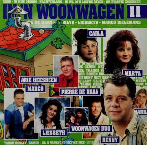 CD V/A - IN 'N WOONWAGEN 11