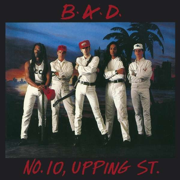 CD BIG AUDIO DYNAMITE - NO. 10, UPPING ST.
