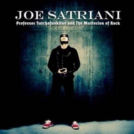 CD SATRIANI, JOE - Professor Satchafunkilus and t