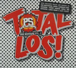 CD PARTYSQUAD - TOTAL LOS! VOL.2