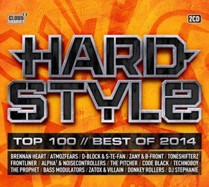 CD V/A - HARDSTYLE TOP 100 BEST OF