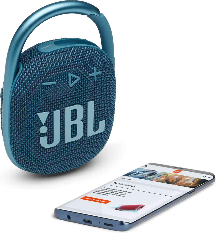 Reproduktor JBL Clip 4 Blue