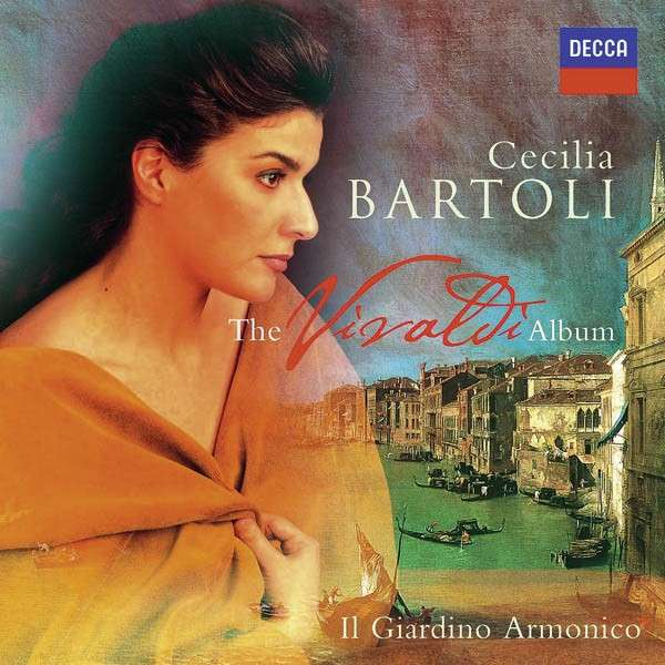 CD BARTOLI CECILIA - VIVALDI ALBUM