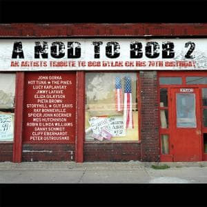 CD V/A - A NOD TO BOB 2