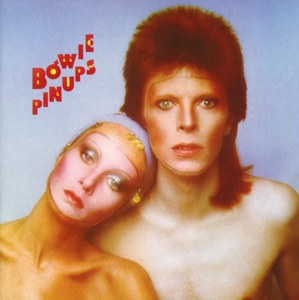 David Bowie - CD PIN UPS