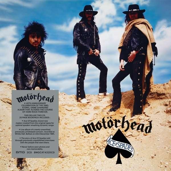 Motörhead - CD ACE OF SPADES