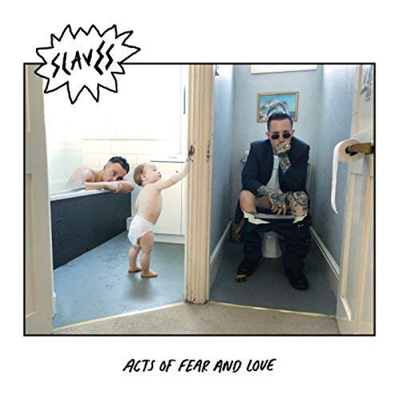 CD ACTS OF FEAR AND LOVE