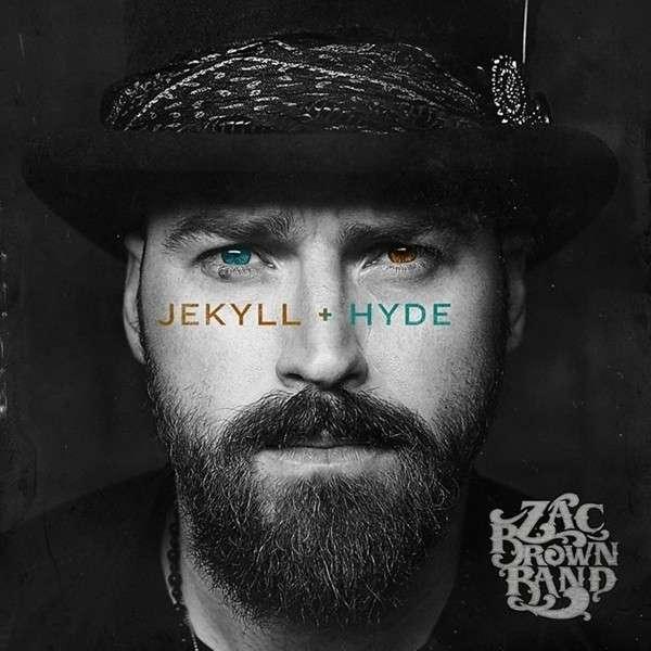 CD ZAC BROWN BAND - JEKYLL + HYDE