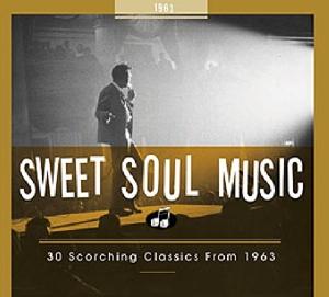 CD V/A - SWEET SOUL MUSIC 1963