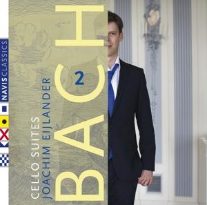 CD EIJLANDER, JOACHIM - BACH-CELLO SUITES VOL.2