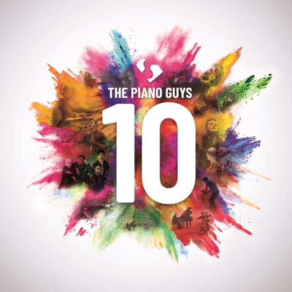CD PIANO GUYS - 10 - Deluxe