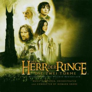 CD OST / SHORE, HOWARD - LORD OF THE RINGS - THE TWO TOWERS