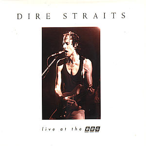CD DIRE STRAITS - LIVE AT THE BBC