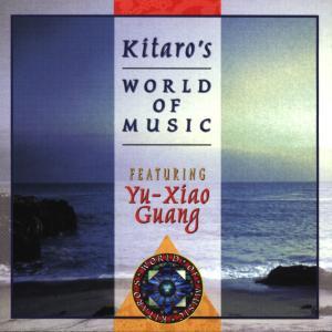 CD KITARO - KITARO'S WORLD OF MUSIC