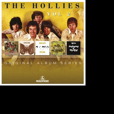 CD HOLLIES, THE - ORIGINAL ALBUM SERIES