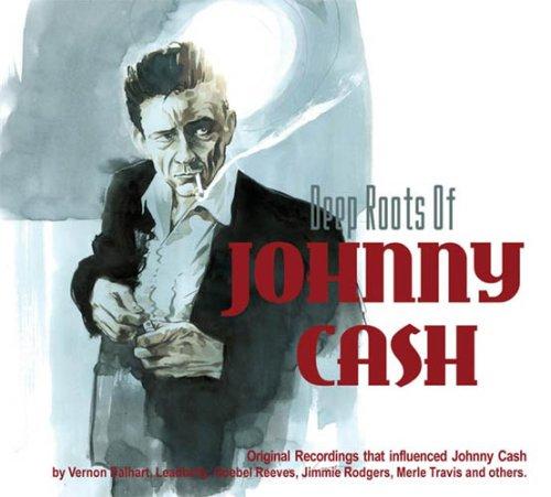 CD V/A - DEEP ROOTS OF JOHNNY CASH