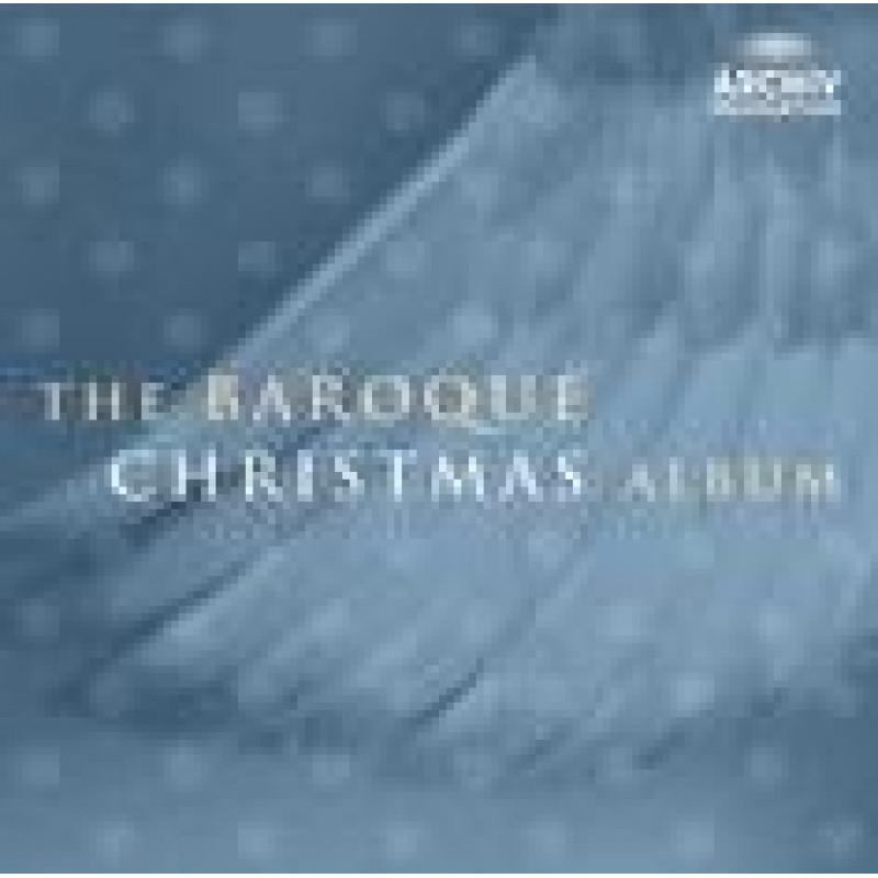 CD RUZNI INTERPRETI - BAROQUE CHRISTMAS ALBUM