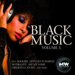 CD V/A - BLACK MUSIC VOL.3