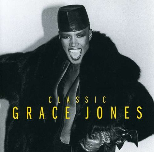 CD JONES GRACE - CLASSIC