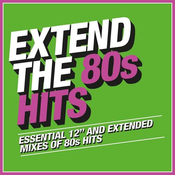 CD VARIOUS ARTISTS - EXTEND THE 80S - HITS