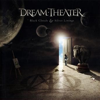 Dream Theater - CD BLACK CLOUDS&SILVER LININGS