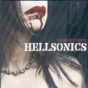 CD HELLSONICS - DEMON QUEEN -DIGI-