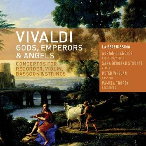 CD VIVALDI, A. - GODS, EMPERORS & ANGELS