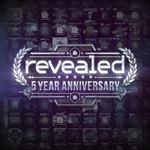 CD V/A - REVEALED 5 YEAR ANNIVERSARY